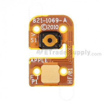 For Apple iPod Touch 4th Generation Home Button Flex Cable Ribbon Replacement - Grade S+
