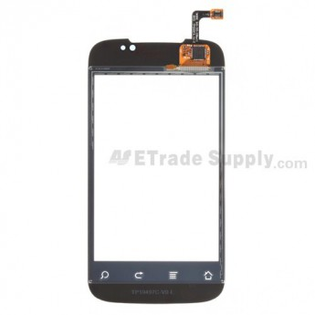 For Huawei Prism U8651 Digitizer Touch Screen  Replacement - Grade S+