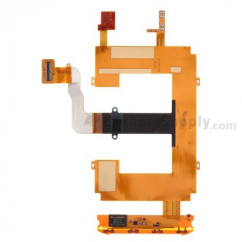 For LG myTouch Q, LG C800 Motherboard Flex Cable Ribbon  Replacement - Grade S+