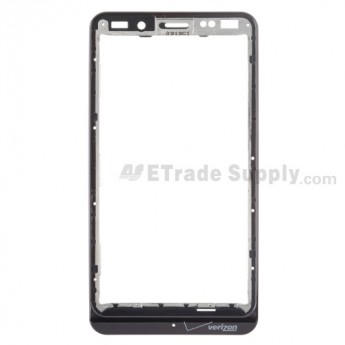 For Motorola Droid Bionic, XT875 Front Housing Replacement ,With Verizon Logo - Grade S+