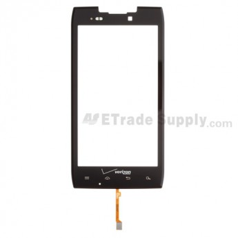 For Motorola Droid RAZR MAXX Glass Lens with Navigator Flex Cable Ribbon Replacement - Grade S+