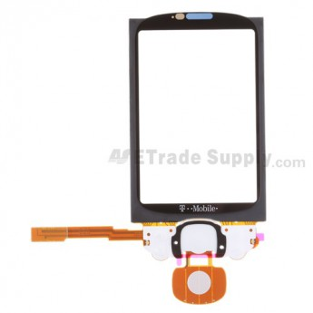 For Motorola MB501, Cliq XT, Quench Digitizer Touch Screen without Adhesive Replacement - Grade S+