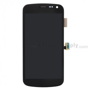 For Samsung Galaxy Nexus GT-I9250 LCD Screen and Digitizer Assembly with Front Housing  Replacement - Grade S+