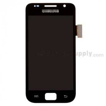 For Samsung Galaxy S GT-i9000 LCD and Digitizer Assembly with Glass Lens  Replacement - With Samsung Logo Only - Grade S+