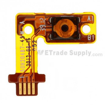 For HTC 8X Power Button Flex Cable Ribbon Replacement - Grade S+