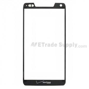 For Motorola Droid Razr M 4G LTE XT907 Glass Lens Replacement - With Verizon Logo - Grade S+