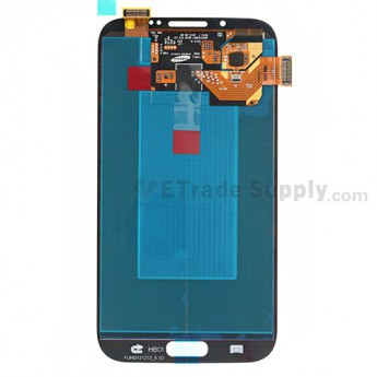 Replacement Part for Samsung Galaxy Note II SCH-I605 LCD Screen and Digitizer Assembly - Pink - A Grade