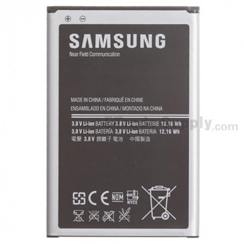 Replacement Part for Samsung Galaxy Note 3 N9006 Battery - A Grade