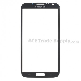 Replacement Part for Samsung Galaxy Note II N7100 Glass Lens - Gray - A Grade