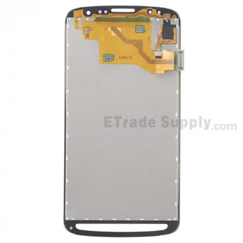 Replacement Part for Samsung Galaxy S4 Active GT-I9295 LCD Screen and Digitizer Assembly - Gray - A Grade