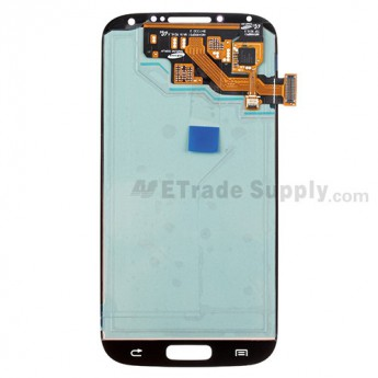 For Samsung Galaxy S4 SCH-R970 LCD Screen and Digitizer Assembly  Replacement  - White - Samsung Logo - Grade S+
