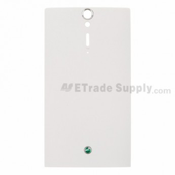 For Sony Xperia S LT26i Battery Door Replacement ,White - Grade S+