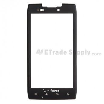 For Motorola Droid Razr XT912 Glass Lens without Digitizer Touch Screen Replacement - Grade S+