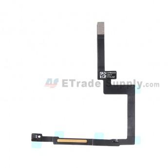 For Apple iPad Mini 3 Home Button Flex Cable Ribbon Replacement - Grade S+