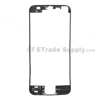 For Apple iPhone 5S/SE Digitizer Frame Replacement - Black - Grade S+