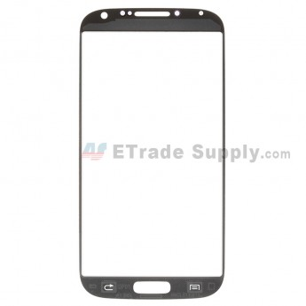 Replacement Part for Samsung Galaxy S4 GT-I9500 Glass Lens - White - A Grade