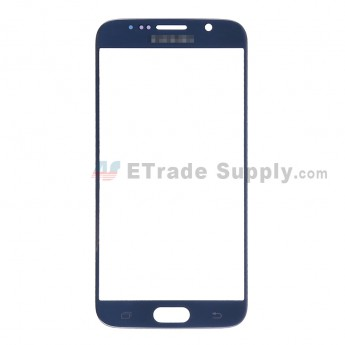 For Samsung Galaxy S6 Samsung-G920/G920A/G920P/G920R4/G920T/G920F/G920V Glass Lens Replacement - Sapphire - Grade S+