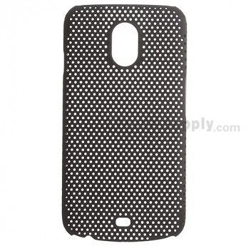 For Samsung Galaxy Nexus GT-I9250 Protective Case - Black - Grade R