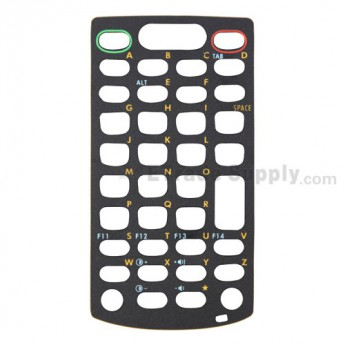 Symbol MC3000, Symbol MC3070, Symbol MC3090, Symbol MC3190 Keypad Overlay with Adhesive (38 Keys)