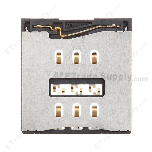 apple iphone 5 sim card reader contact etrade supply. Black Bedroom Furniture Sets. Home Design Ideas