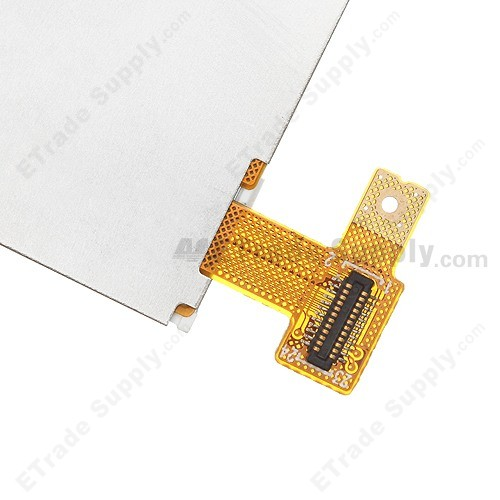 Huawei U8800 Ideos X5 LCD Screen Rear Side Bottom Part with Connector