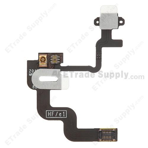 oem apple iphone 4 power switch sensor flex cable ribbon verizon wireless etrade supply. Black Bedroom Furniture Sets. Home Design Ideas