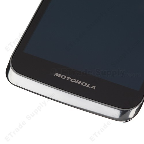 Motorola Electrify M XT901 LCD Screen and Digitizer Assembly with Front Housing Bottom Part