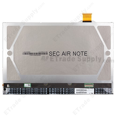 The Back Part of Samsung Galaxy Note GT-N8013 LCD Screen