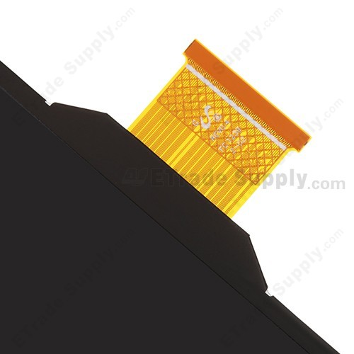 The Top Part of Samsung Galaxy Note GT-N8013 LCD Screen
