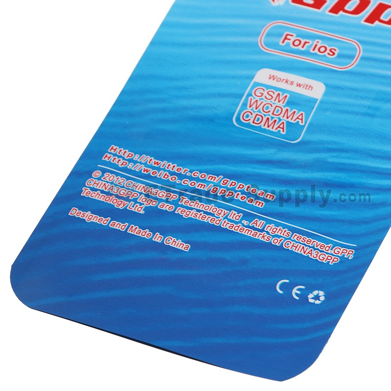 Iphone 4 Sim Card Replacement