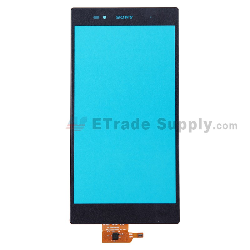 want sony xperia z ultra touch screen replacement article means