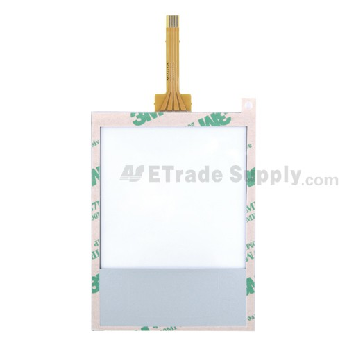 The Back Part of Symbol SPT1800, Symbol SPT1700, PPT 2700, PPT2800 Digitizer Touch Screen with Adhesive