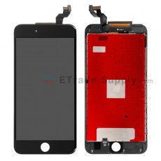 For Apple iPhone 6S Plus LCD Screen and Digitizer Assembly with Frame Replacement - Black - Grade S (4)