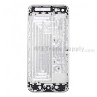 Replacement Part for Apple iPhone 5 Rear Housing - White - Without Words - A Grade