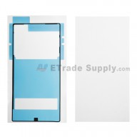 For Sony Xperia Z5 Battery Door Adhesive Replacement - Grade S+