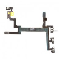 For Apple iPhone 5 Power Button Flex Cable Ribbon  Replacement - Grade S+