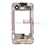 For HTC Incredible S Rear Housing  Replacement - Grade S+