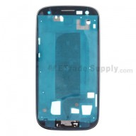 For Samsung Galaxy S III (S3) GT-I9300 Front Housing Replacement - White - Grade S+