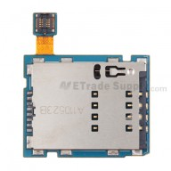 For Samsung Galaxy Tab 10.1 P7500 SIM Card Reader Contact Replacement - Grade S+