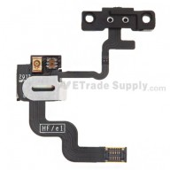 Replacement Part for Apple iPhone 4 Sensor Flex Cable Ribbon with Ear Speaker (Verizon Wireless) - A Grade