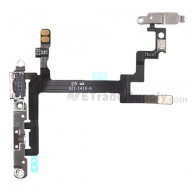 For Apple iPhone 5 Power Button Flex Cable Ribbon Assembly Replacement - Grade S+