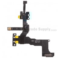 For Apple iPhone 5C Sensor Flex Cable Ribbon with Front Facing Camera  Replacement  - Grade S+