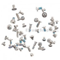For Apple iPhone 5S Screw Set Replacement  (50 pcs/set) - Silver - Grade S+