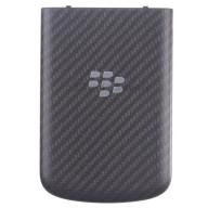 For BlackBerry Q10 Battery Door Replacement ,Black - Grade S+
