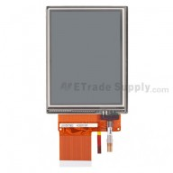 OEM Dell Axim X5, Symbol PPT8846, PPT8800, Datalogic Viper 9600 LCD Screen and Digitizer Assembly (LQ035Q7DB02D)