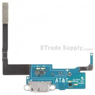 For Samsung Galaxy Note 3 SM-N900A Charging Port Flex Cable Ribbon  Replacement - Grade S+