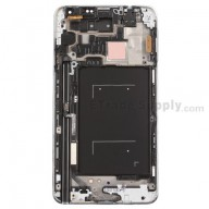 Replacement Part for Samsung Galaxy Note 3 SM-N900A LCD Screen and Digitizer Assembly with Front Housing - Black - A Grade