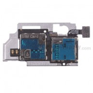 For Samsung Galaxy S III SCH-I535 SIM Card and SD Card Reader Contact Replacement - Grade S+