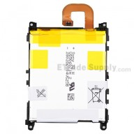 For Sony Xperia Z1 L39h Battery Replacement (3000 mAh) - Grade S+