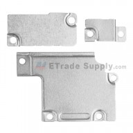 For Apple iPhone 6S Motherboard PCB Connector Retaining Bracket Replacement (3 pcs/set) - Grade S+